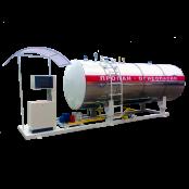 Модули газовые СУГ с теплоизоляцией