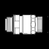 Муфты для раздаточных кранов ZVA
